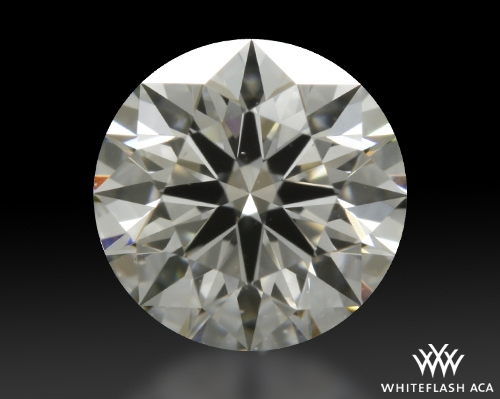 0.56 ct I VS2 A CUT ABOVE® Hearts and Arrows Super Ideal Round Cut Loose Diamond
