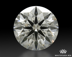 0.615 ct F VS2 A CUT ABOVE® Hearts and Arrows Super Ideal Round Cut Loose Diamond