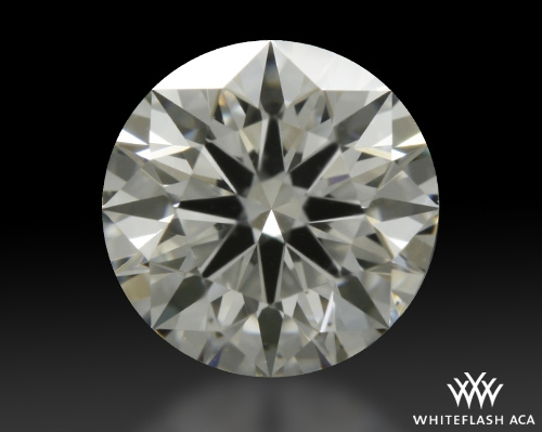 0.668 ct G VS2 A CUT ABOVE® Hearts and Arrows Super Ideal Round Cut Loose Diamond