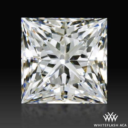 0.607 ct F VS1 A CUT ABOVE® Princess Super Ideal Cut Diamond