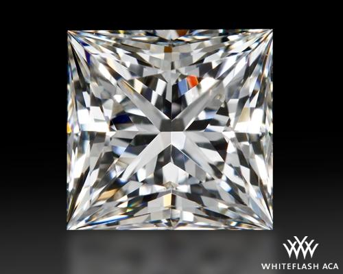 1.003 ct I VS1 A CUT ABOVE® Princess Super Ideal Cut Diamond
