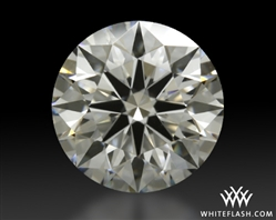 1.507 ct G VS2 A CUT ABOVE® Hearts and Arrows Super Ideal Round Cut Loose Diamond