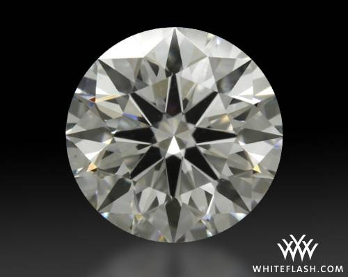 1.542 ct G VS1 A CUT ABOVE® Hearts and Arrows Super Ideal Round Cut Loose Diamond