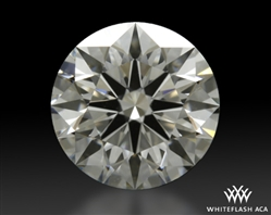 1.248 ct G VS1 A CUT ABOVE® Hearts and Arrows Super Ideal Round Cut Loose Diamond