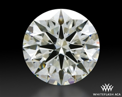 1.21 ct I VS1 A CUT ABOVE® Hearts and Arrows Super Ideal Round Cut Loose Diamond
