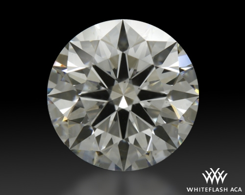 1.12 ct F SI1 A CUT ABOVE® Hearts and Arrows Super Ideal Round Cut Loose Diamond