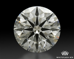 1.114 ct G VS1 A CUT ABOVE® Hearts and Arrows Super Ideal Round Cut Loose Diamond
