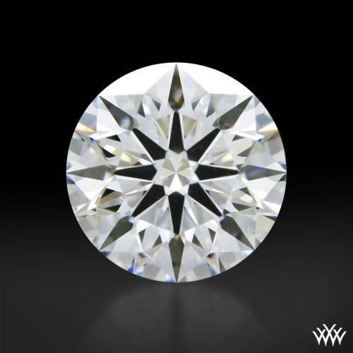 1.052 ct F VVS2 A CUT ABOVE® Hearts and Arrows Super Ideal Round Cut Loose Diamond