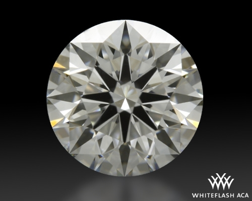 1.008 ct F VS2 A CUT ABOVE® Hearts and Arrows Super Ideal Round Cut Loose Diamond