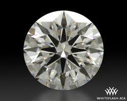 1.044 ct G VS2 A CUT ABOVE® Hearts and Arrows Super Ideal Round Cut Loose Diamond