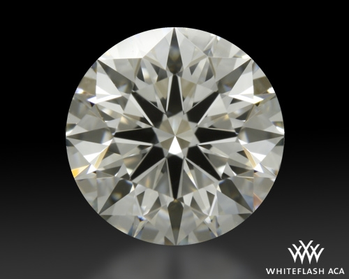 1.012 ct H VS1 A CUT ABOVE® Hearts and Arrows Super Ideal Round Cut Loose Diamond