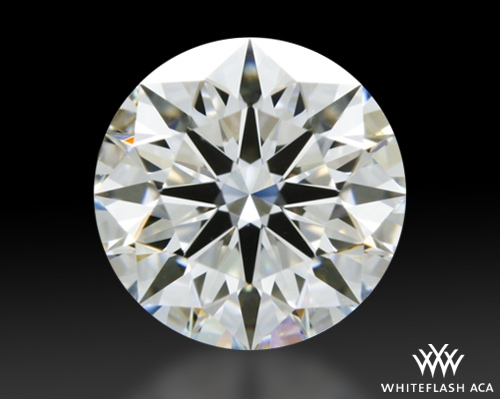 1.004 ct G VVS2 A CUT ABOVE® Hearts and Arrows Super Ideal Round Cut Loose Diamond