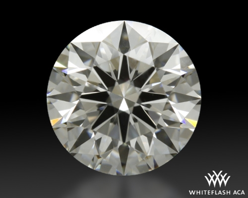 0.932 ct G VS1 A CUT ABOVE® Hearts and Arrows Super Ideal Round Cut Loose Diamond