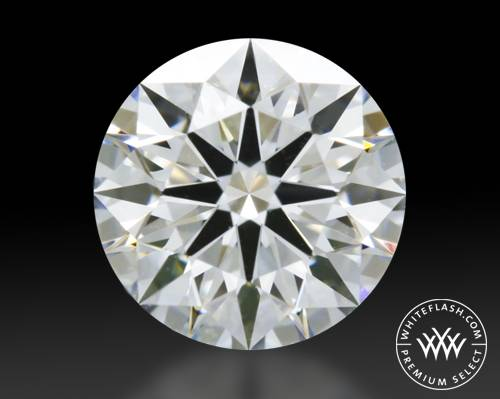 0.738 ct G VVS2 Premium Select Round Cut Loose Diamond