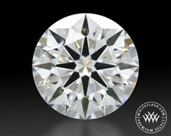 0.738 ct G VVS2 Premium Select Round Cut Loose Diamond