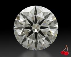0.71 ct E VVS1 Expert Selection Round Cut Loose Diamond