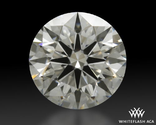 0.751 ct G VS1 A CUT ABOVE® Hearts and Arrows Super Ideal Round Cut Loose Diamond