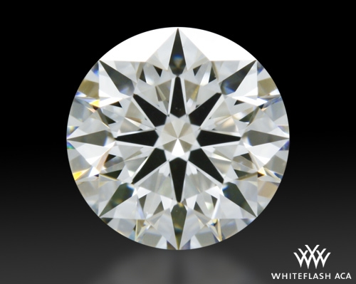 0.71 ct G VVS2 A CUT ABOVE® Hearts and Arrows Super Ideal Round Cut Loose Diamond