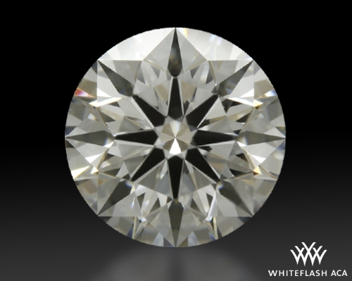0.765 ct G VS1 A CUT ABOVE® Hearts and Arrows Super Ideal Round Cut Loose Diamond