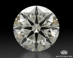 0.772 ct F VS2 A CUT ABOVE® Hearts and Arrows Super Ideal Round Cut Loose Diamond