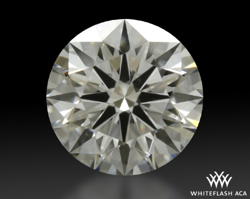 0.754 ct G VS1 A CUT ABOVE® Hearts and Arrows Super Ideal Round Cut Loose Diamond