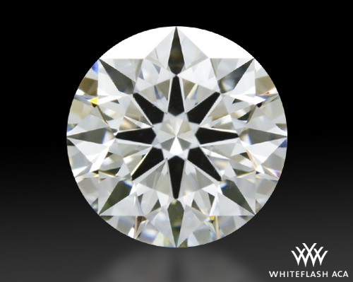 0.714 ct G VS1 A CUT ABOVE® Hearts and Arrows Super Ideal Round Cut Loose Diamond