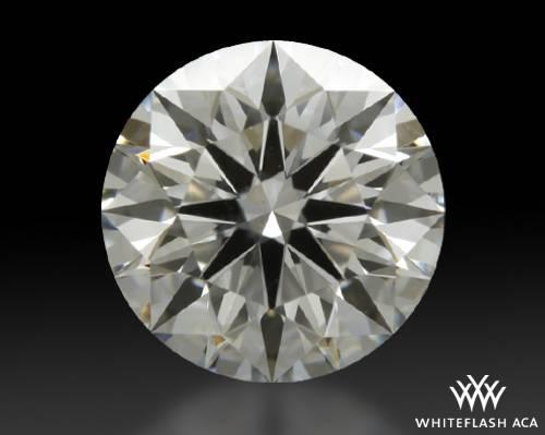 0.767 ct E VS1 A CUT ABOVE® Hearts and Arrows Super Ideal Round Cut Loose Diamond