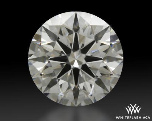 0.796 ct E VS2 A CUT ABOVE® Hearts and Arrows Super Ideal Round Cut Loose Diamond