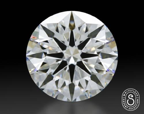 1.108 ct F VS1 Expert Selection Round Cut Loose Diamond