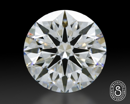 1.108 ct F VS1 Expert Selection Round Cut Loose Diamond