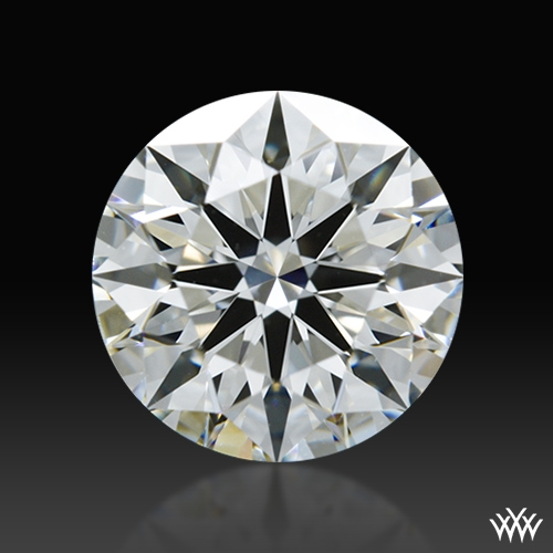1.066 ct H VVS2 A CUT ABOVE® Hearts and Arrows Super Ideal Round Cut Loose Diamond