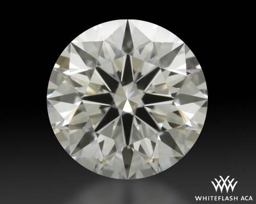 1.151 ct I VVS2 A CUT ABOVE® Hearts and Arrows Super Ideal Round Cut Loose Diamond