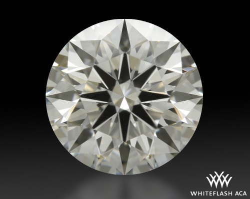 1.151 ct I VVS2 A CUT ABOVE® Hearts and Arrows Super Ideal Round Cut Loose Diamond
