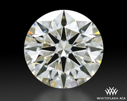 1.10 ct I VS1 A CUT ABOVE® Hearts and Arrows Super Ideal Round Cut Loose Diamond