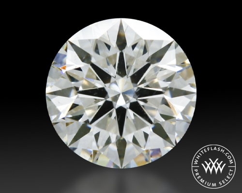 1.05 ct H SI1 Premium Select Round Cut Loose Diamond