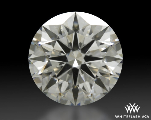 1.232 ct G SI1 A CUT ABOVE® Hearts and Arrows Super Ideal Round Cut Loose Diamond