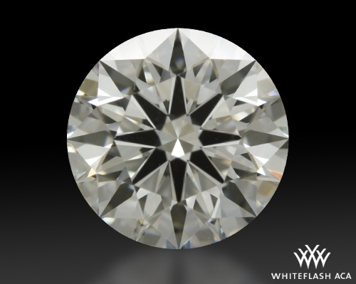 1.213 ct H VS2 A CUT ABOVE® Hearts and Arrows Super Ideal Round Cut Loose Diamond