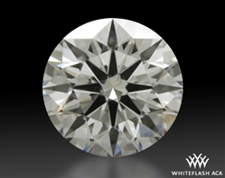 1.502 ct G SI1 A CUT ABOVE® Hearts and Arrows Super Ideal Round Cut Loose Diamond