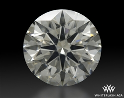1.787 ct G SI1 A CUT ABOVE® Hearts and Arrows Super Ideal Round Cut Loose Diamond
