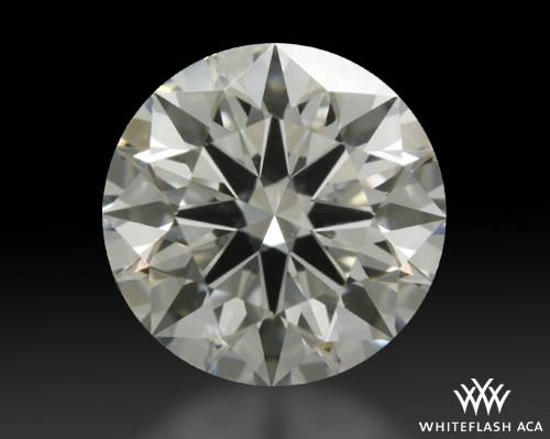 0.934 ct G VS1 A CUT ABOVE® Hearts and Arrows Super Ideal Round Cut Loose Diamond