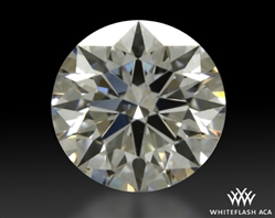 0.923 ct F VS1 A CUT ABOVE® Hearts and Arrows Super Ideal Round Cut Loose Diamond