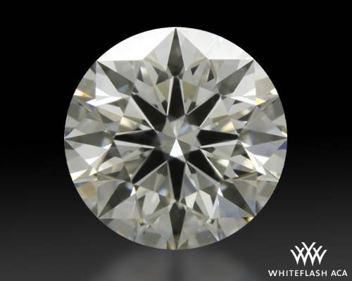0.93 ct G VS1 A CUT ABOVE® Hearts and Arrows Super Ideal Round Cut Loose Diamond