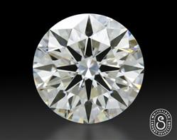 0.915 ct I VVS2 Expert Selection Round Cut Loose Diamond