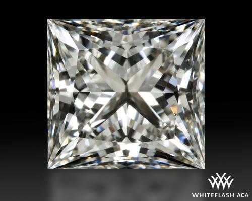 1.366 ct G VS1 A CUT ABOVE® Princess Super Ideal Cut Diamond