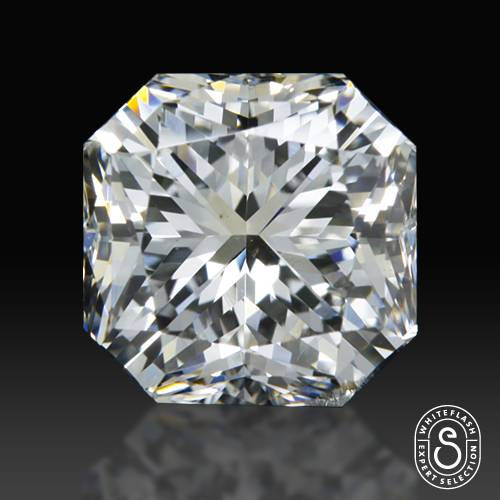 0.941 ct H SI1 Expert Selection Radiant Cut Loose Diamond