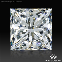 0.662 ct F VS1 A CUT ABOVE® Princess Super Ideal Cut Diamond