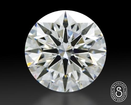 1.321 ct H VVS2 Expert Selection Round Cut Loose Diamond