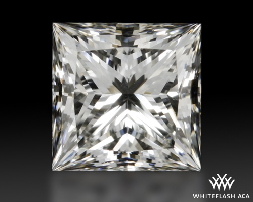 1.30 ct G VVS2 A CUT ABOVE® Princess Super Ideal Cut Diamond