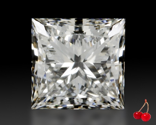 1.121 ct H VVS1 Expert Selection Princess Cut Loose Diamond