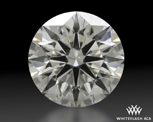 0.927 ct D VVS1 A CUT ABOVE® Hearts and Arrows Super Ideal Round Cut Loose Diamond